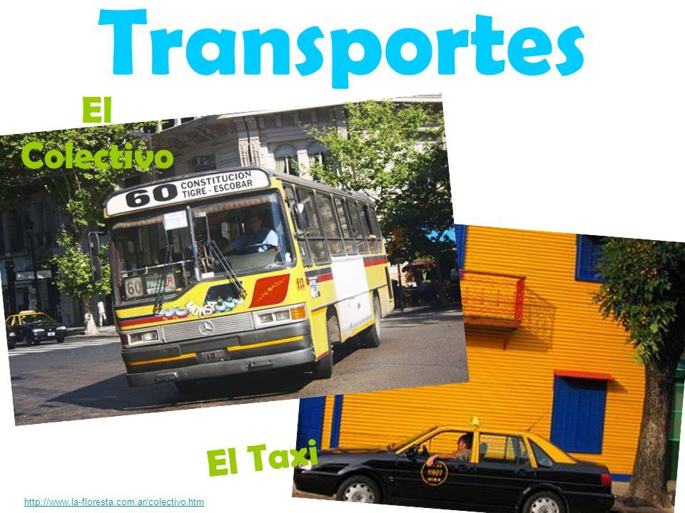 Transportes El Colectivo El Taxi