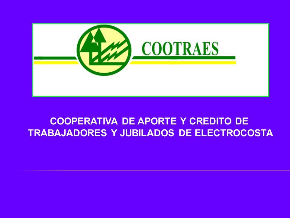 COOPERATIVA DE APORTE Y CREDITO DE
