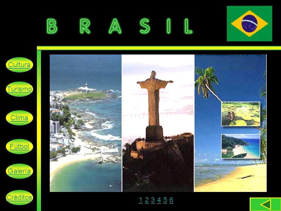 Cultura Turismo Clima Fútbol Galería Créditos 1-2-3-4-5-6