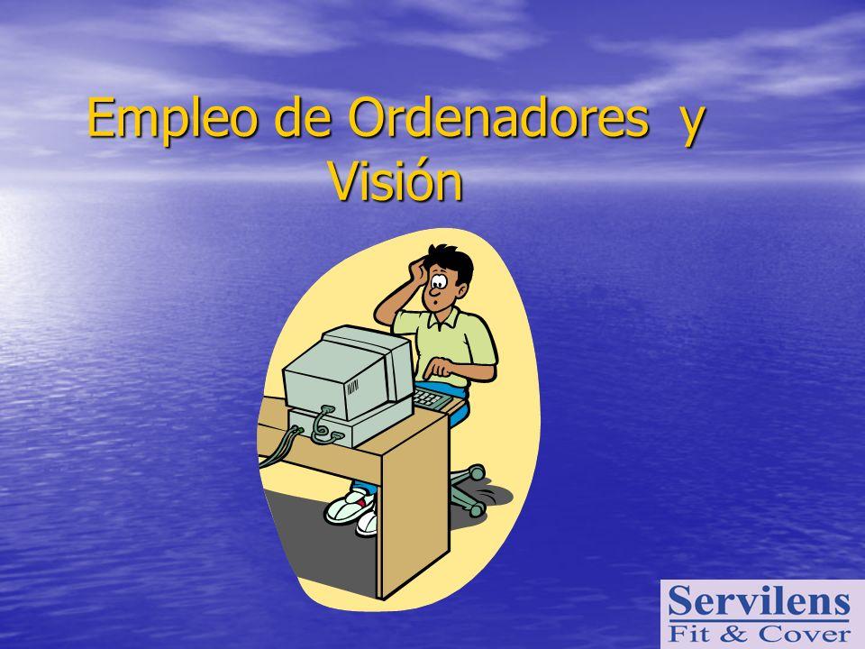 Empleo de Ordenadores y Visión