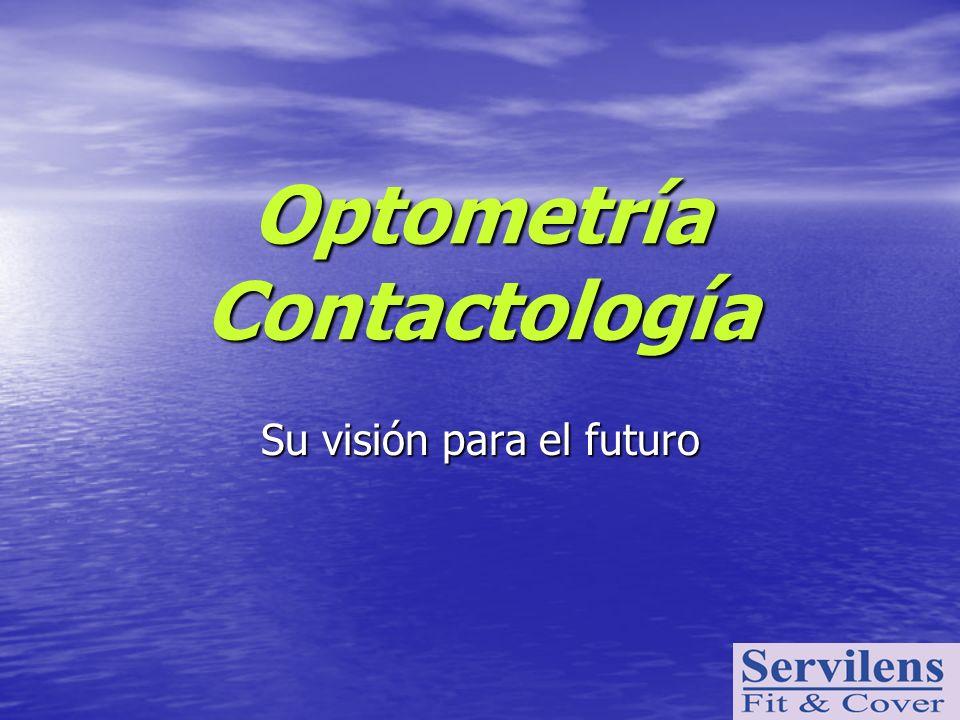 Optometría Contactología