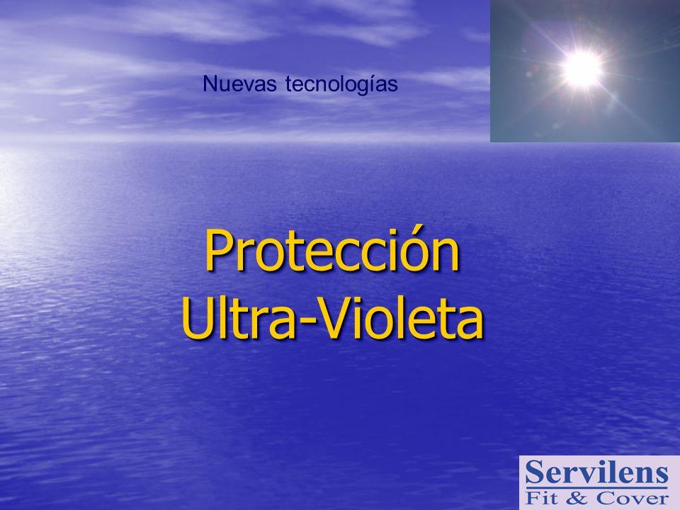 Protección Ultra-Violeta