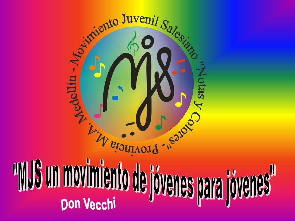 MJS un movimiento de jóvenes para jóvenes
