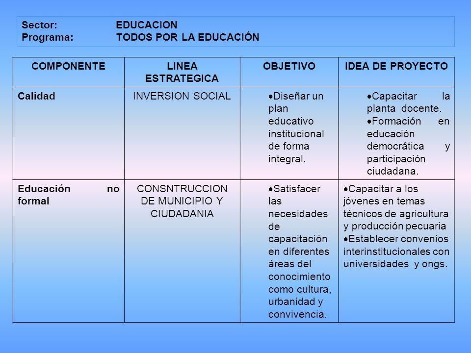 CONSNTRUCCION DE MUNICIPIO Y CIUDADANIA