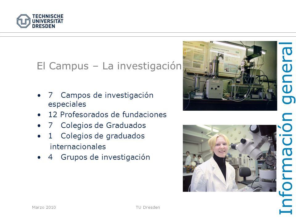 El Campus – La investigación