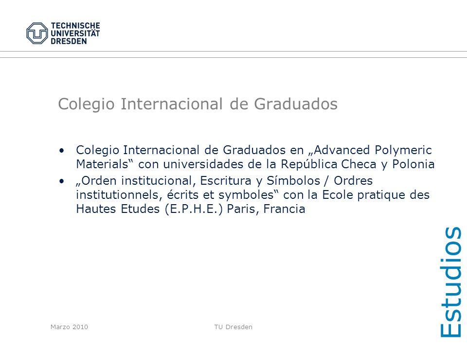 Colegio Internacional de Graduados