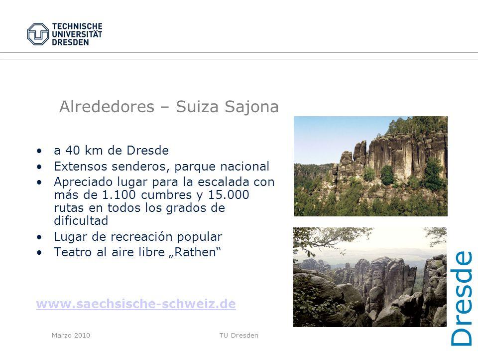 Alrededores – Suiza Sajona