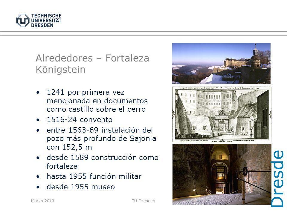 Alrededores – Fortaleza Königstein