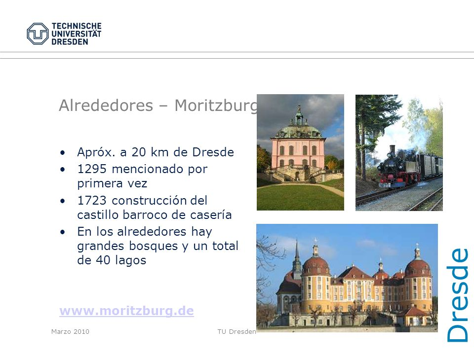 Alrededores – Moritzburg