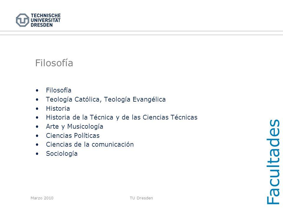 Facultades Filosofía Filosofía Teología Católica, Teología Evangélica