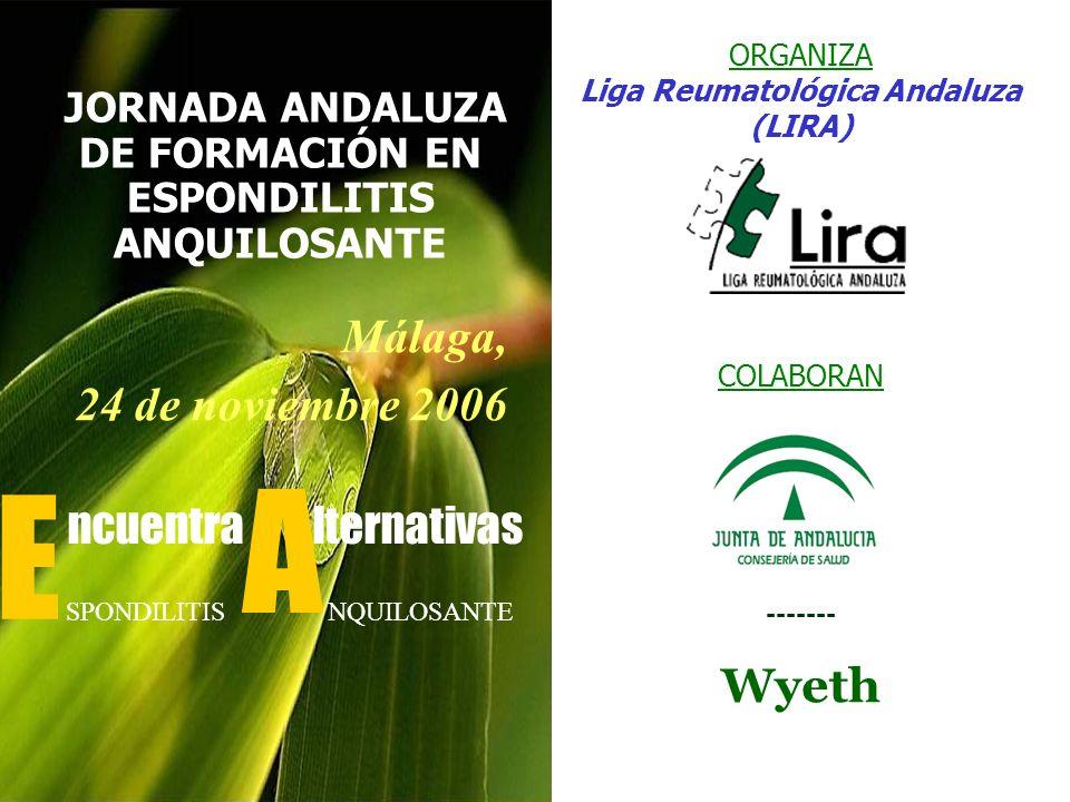 Liga Reumatológica Andaluza