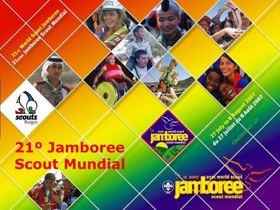 21º Jamboree Scout Mundial