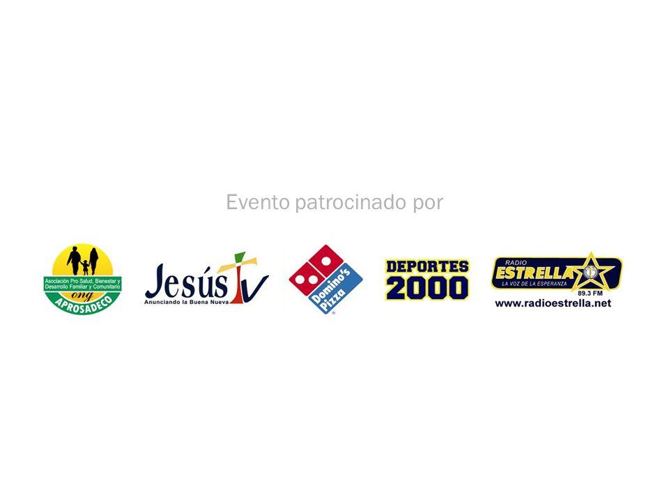 Evento patrocinado por
