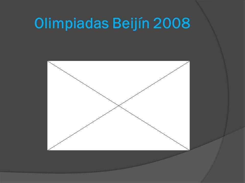 Olimpiadas Beijín 2008