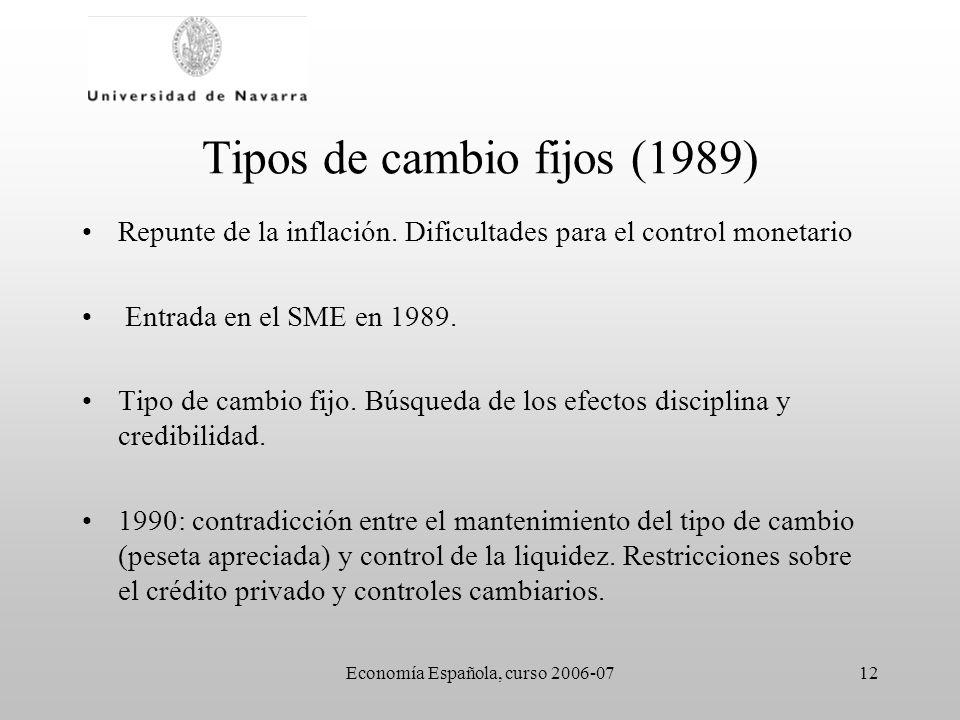 Tipos de cambio fijos (1989)