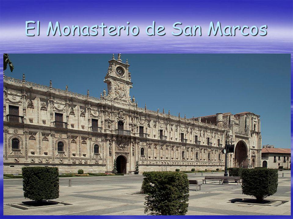 El Monasterio de San Marcos