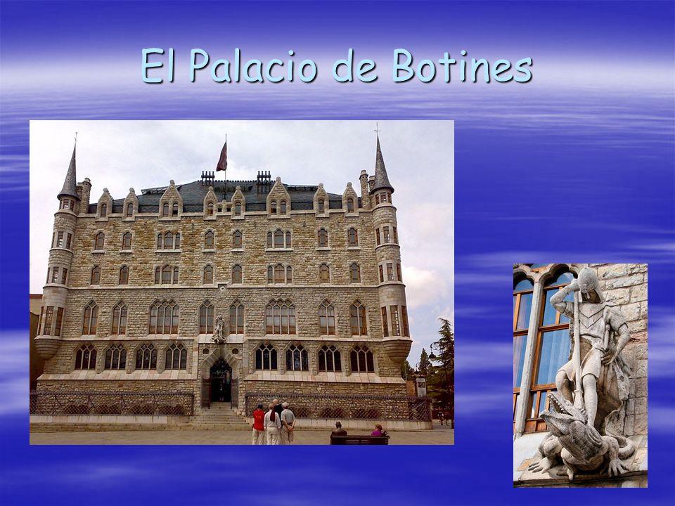 El Palacio de Botines