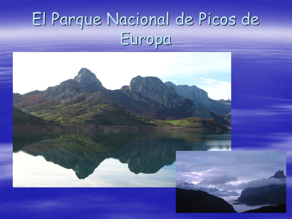 El Parque Nacional de Picos de Europa