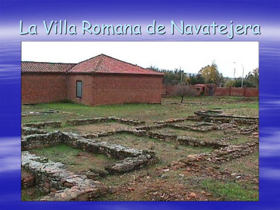 La Villa Romana de Navatejera