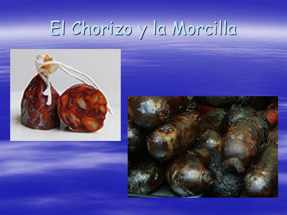 El Chorizo y la Morcilla