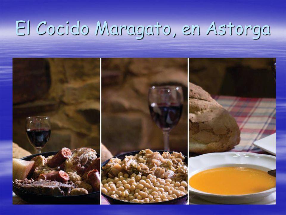 El Cocido Maragato, en Astorga