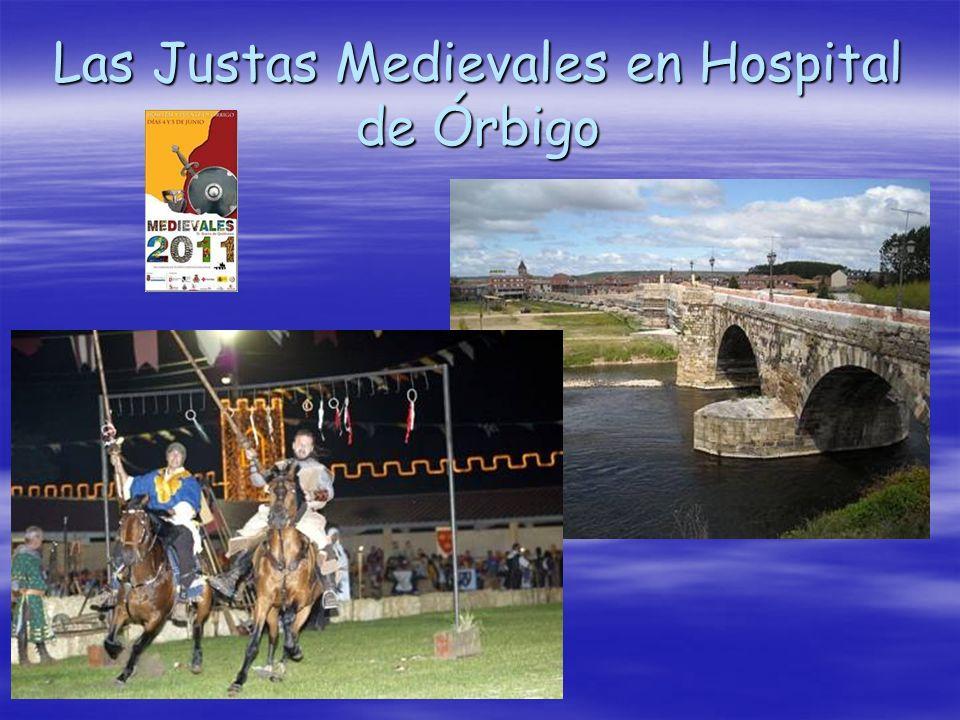 Las Justas Medievales en Hospital de Órbigo