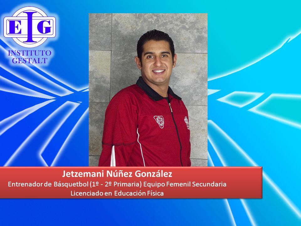 Jetzemani Núñez González