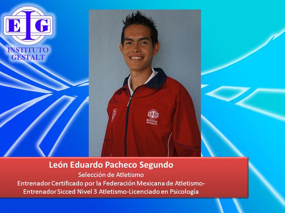 León Eduardo Pacheco Segundo
