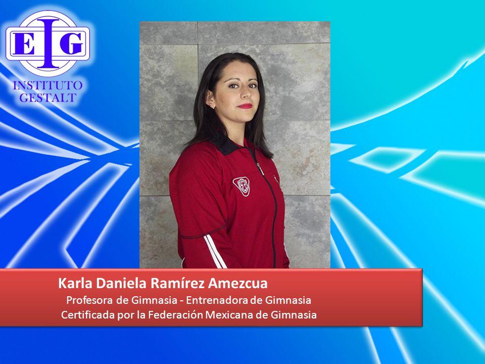 Karla Daniela Ramírez Amezcua