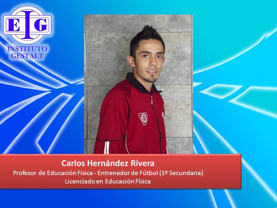 Carlos Hernández Rivera