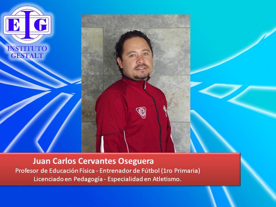 Juan Carlos Cervantes Oseguera