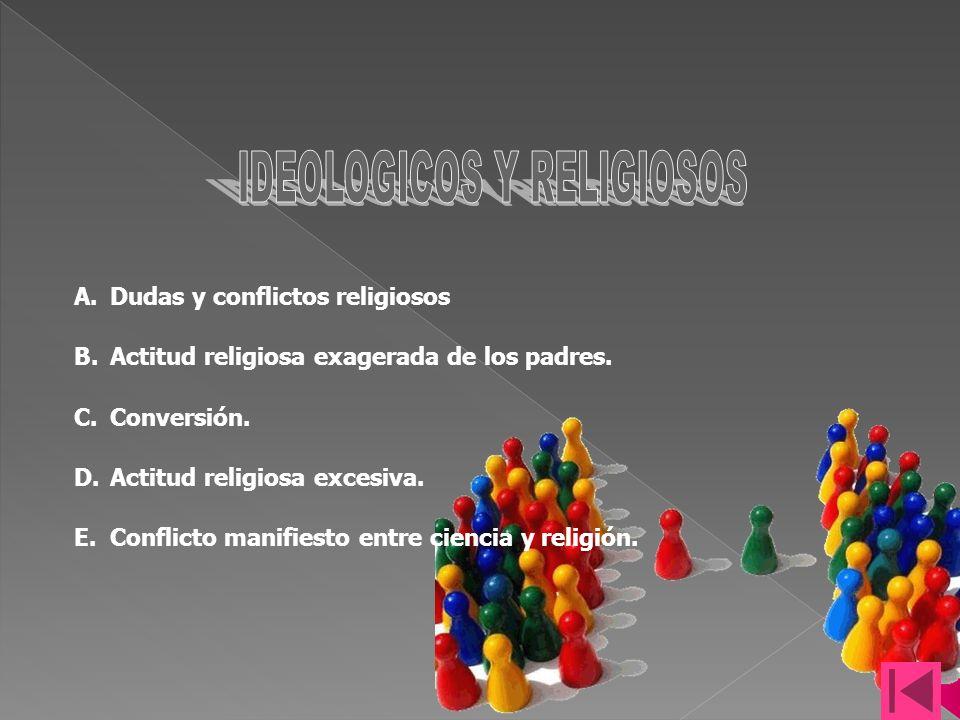 IDEOLOGICOS Y RELIGIOSOS