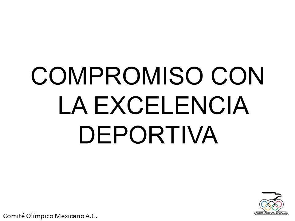 COMPROMISO CON LA EXCELENCIA