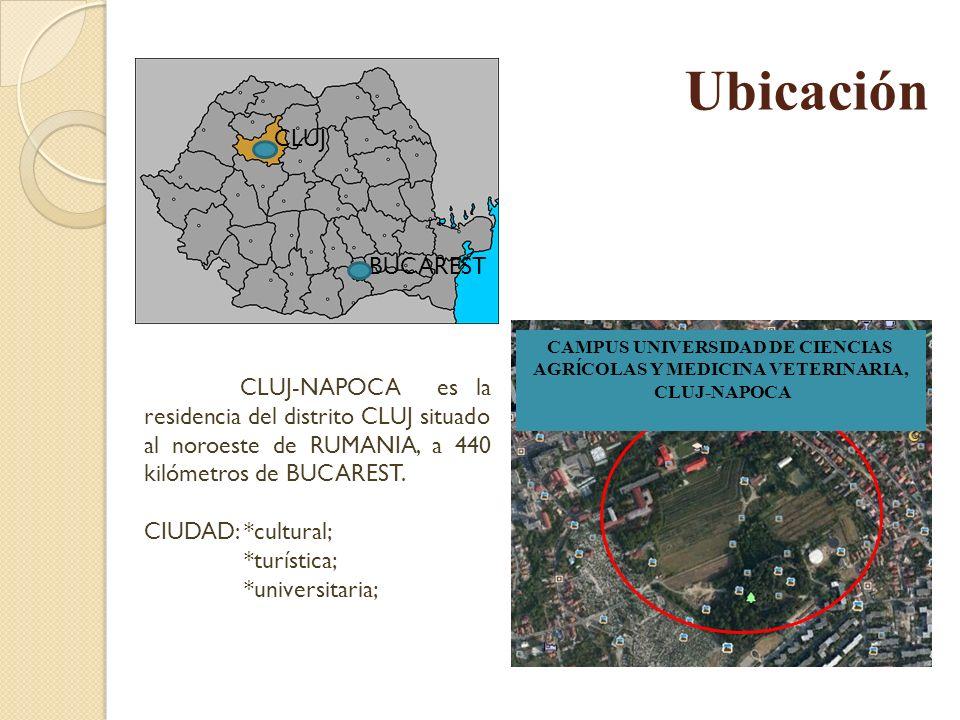 CAMPUS UNIVERSIDAD DE CIENCIAS AGRĺCOLAS Y MEDICINA VETERINARIA,