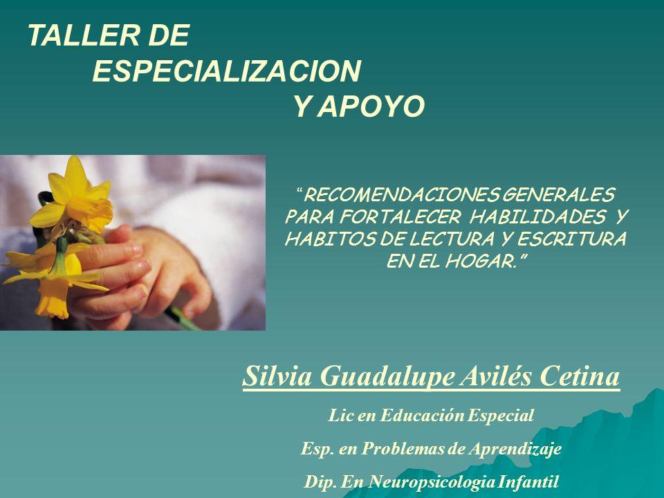 Silvia Guadalupe Avilés Cetina