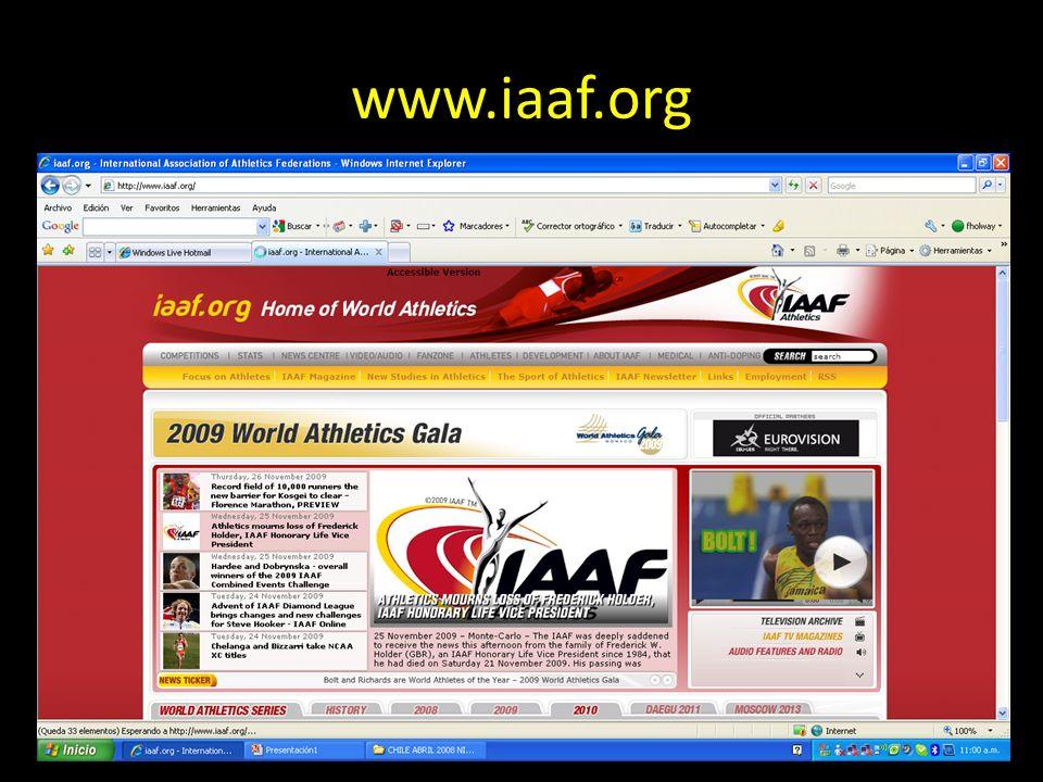 www.iaaf.org
