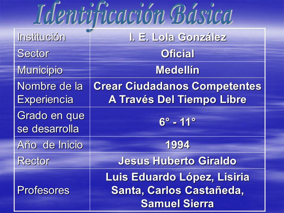 Identificación Básica