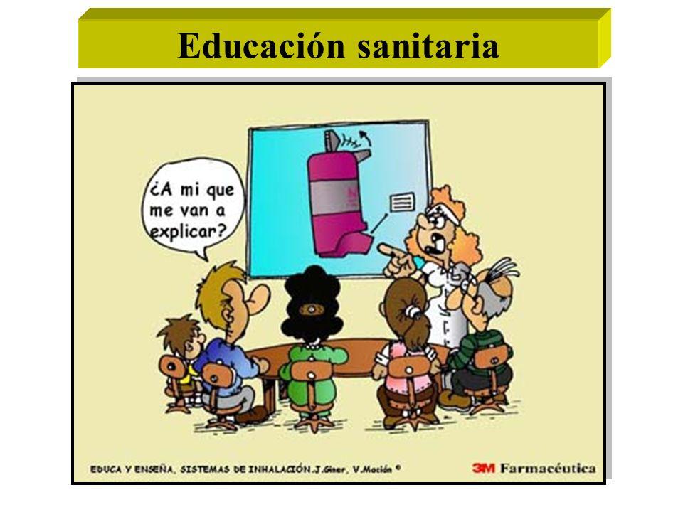 Educación sanitaria
