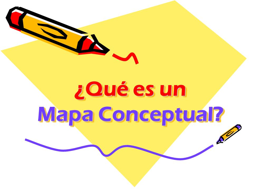 ¿Qué es un Mapa Conceptual