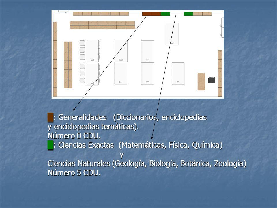 █: Generalidades (Diccionarios, enciclopedias