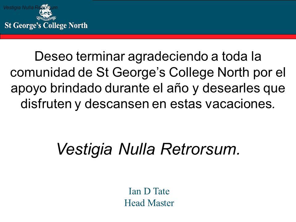Vestigia Nulla Retrorsum.