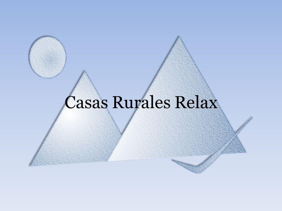 Casas Rurales Relax