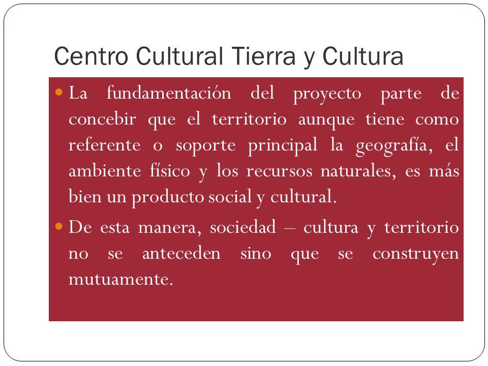 Centro Cultural Tierra y Cultura