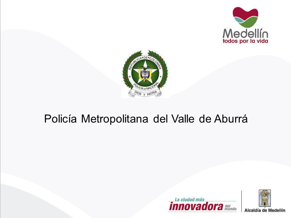 Policía Metropolitana del Valle de Aburrá