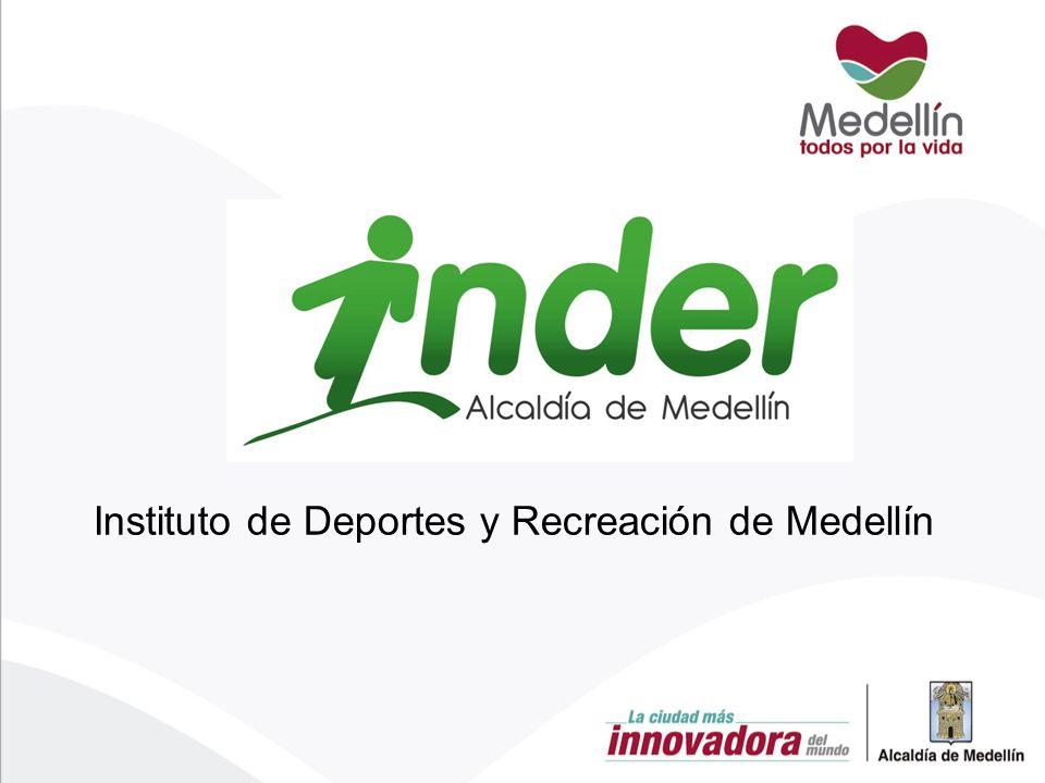 Instituto de Deportes y Recreación de Medellín
