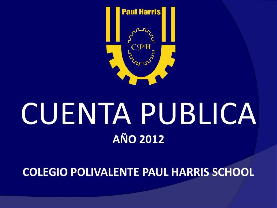 COLEGIO POLIVALENTE PAUL HARRIS SCHOOL