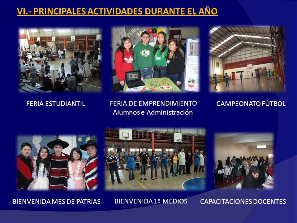 Alumnos e Administración