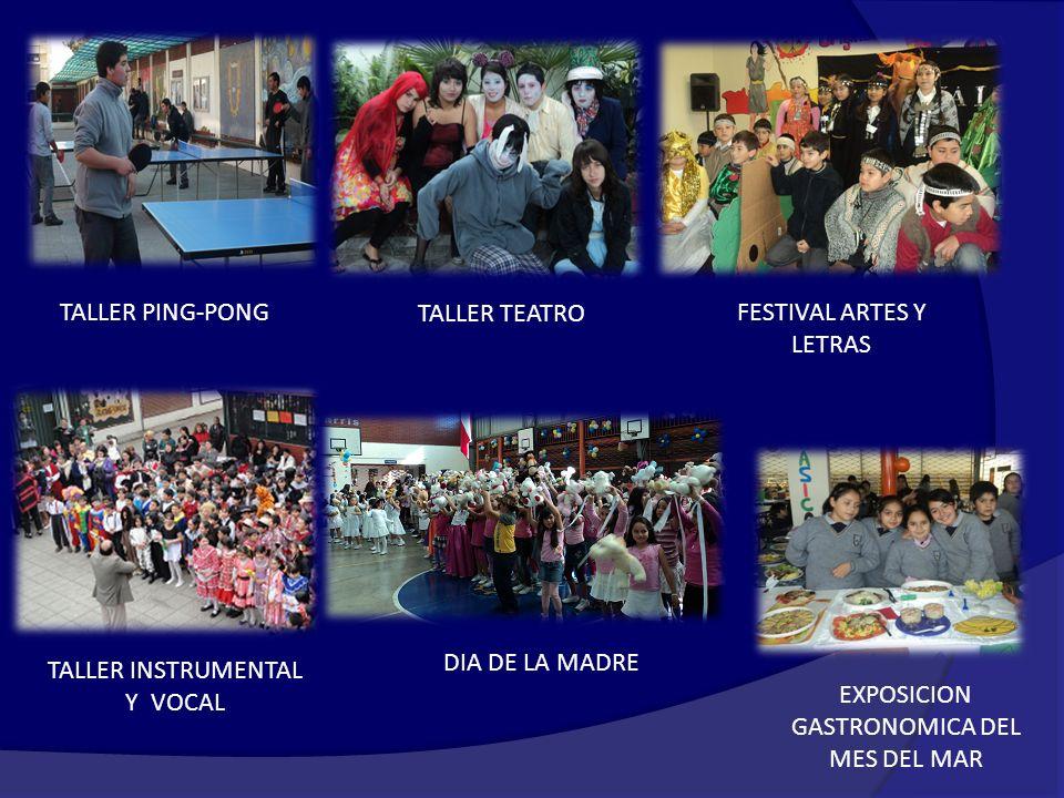 FESTIVAL ARTES Y LETRAS