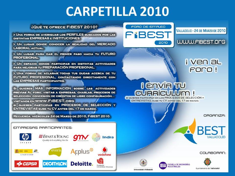 CARPETILLA 2010