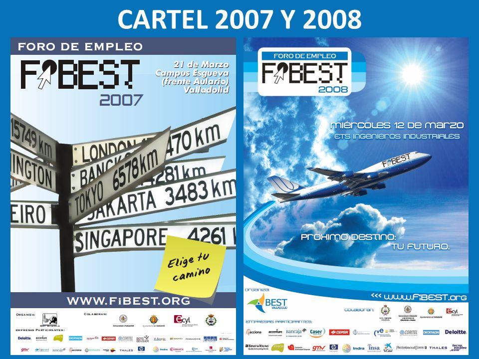 CARTEL 2007 Y 2008